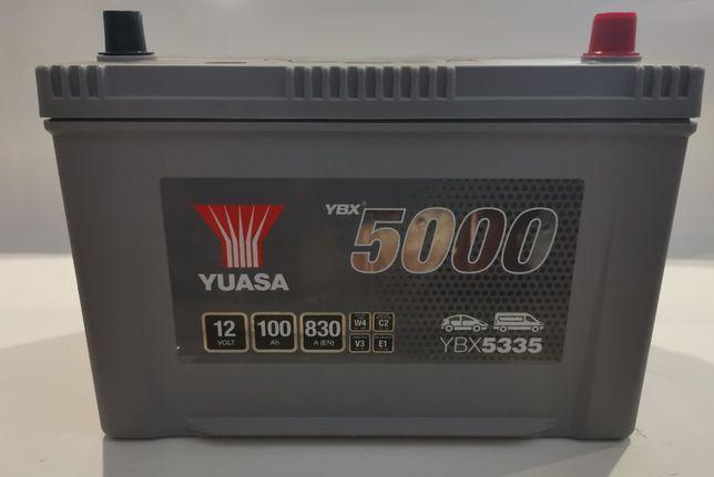 Akumulator YUASA 100Ah 830A Promocja!!! YBX5335