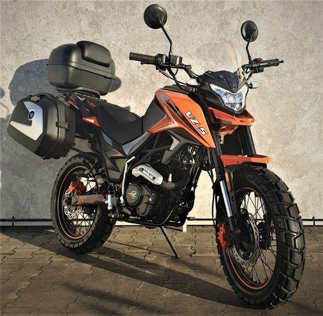 Motocykl Zipp VZ-5 125 Kat.B Raty