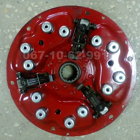 Корзина сцепления и диск на МТЗ ЮМЗ Т-40,25,16) Д-240,65,144,21 муфта
