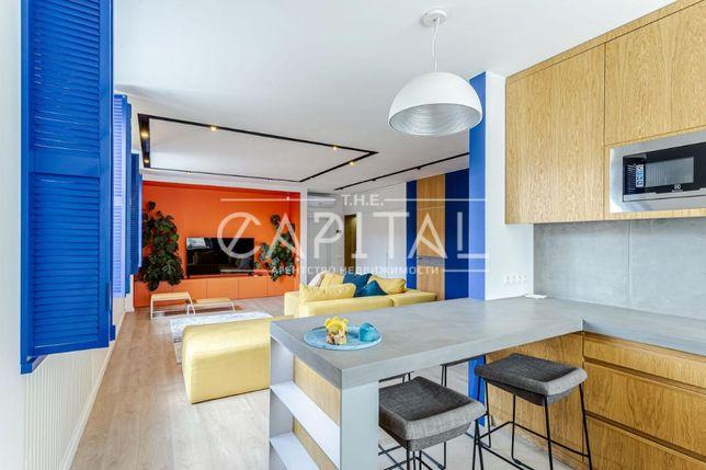 3-х комнатная квартира 110м2 клубный дом Полевая 23Б Соломенка