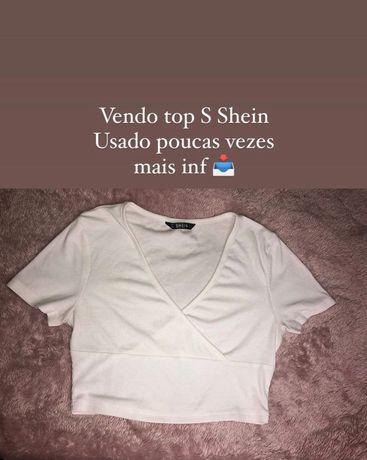 Top Shein Feminino