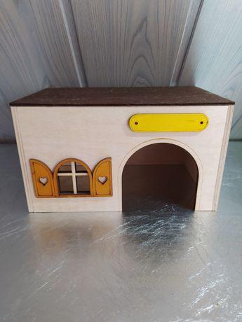 Domek dla chomika/malej świnki morskiej/małego królika