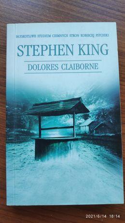 Książka Dolores Claiborne - Stephen King Tanio!