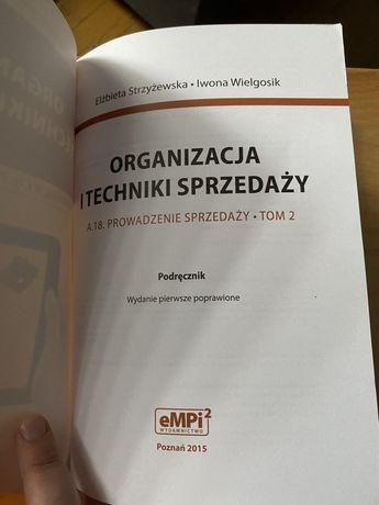 Organizacja i techniki sprzedaży