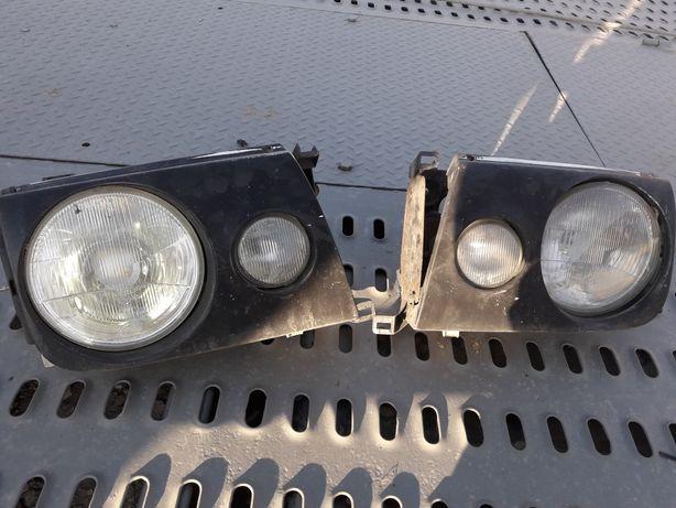 Lampy przód terrano