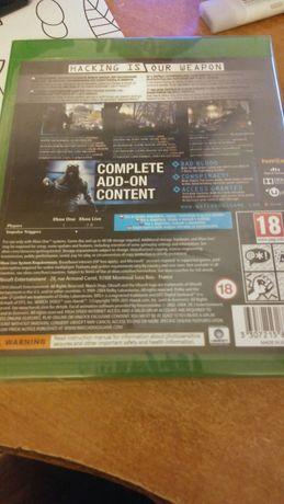 Gra Watch Dogs Xbox ONE - NOWA, FOLIA!!!