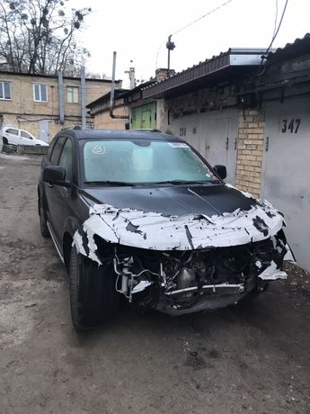 Dodge Journey Crossroad 3.6 2016 Додж Джорни