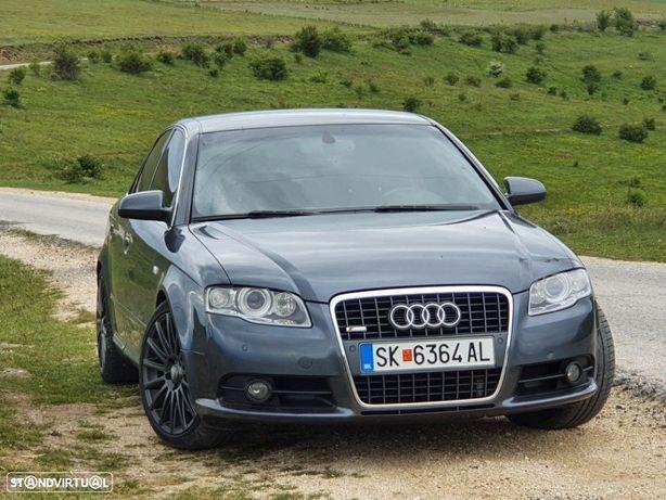 Audi A4 B7 SLINE - PARA PEÇAS