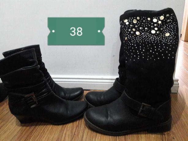 Oddam buty w stanie db i bdb rozmiar 38, 39 i 40