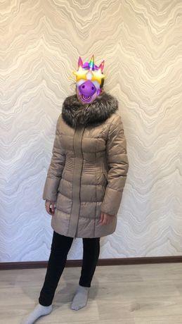 Зимнее пальто 1500 рублей
