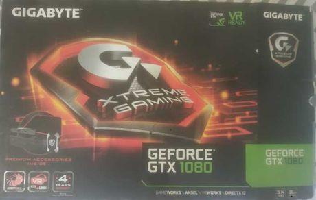 ВИДЕОКАРТА Gigabyte GTX 1080 Xtreme Gaming Premium Pack 8GB ГАРАНТИЯ