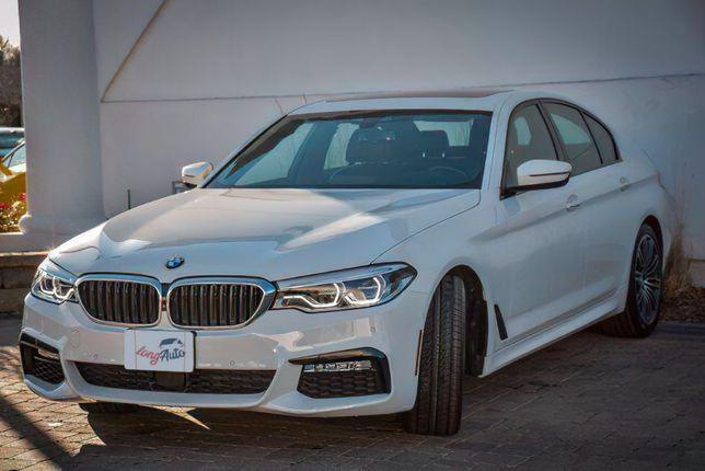 2018 BMW 540i xDrive