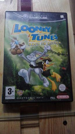 Gra Looney Tunes back in action konsola Nintendo GameCube