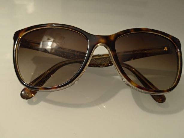 Óculos Sol Mulher DOLCE & Gabbana castanho/dourado, lentes sol sem uso