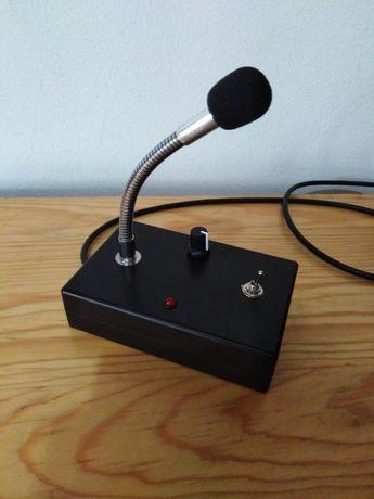 Microfone Pré-Amplificado