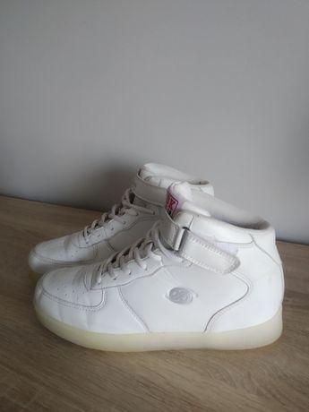 Dockers Sneakers buty sportowe zimowe wysokie rzep rozmiar 39 26cm