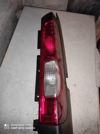 Lampa prawy tył vivaro lift