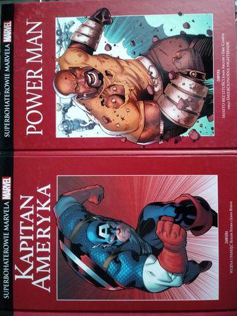 Superbohaterowie Marvela - komiksy