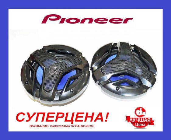 Автомобильные колонки Pioneer TS-1348 (600Вт) двухполосные