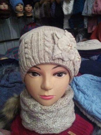 Отличный комплект на холодную осень- зиму.