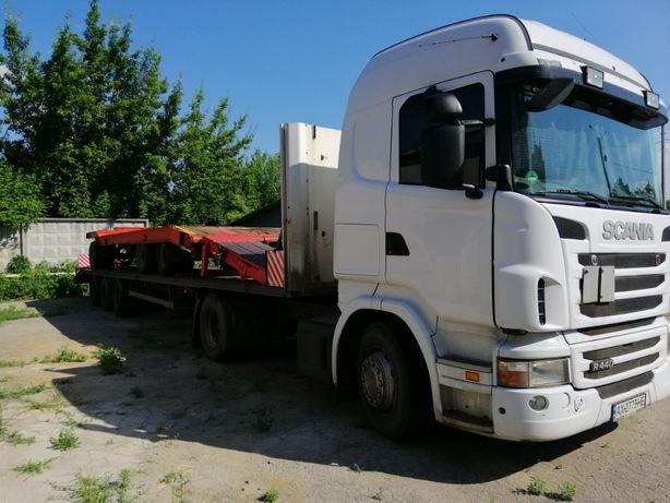 Продам тягач Scania R 440 2010 у рейсовому стані