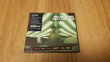 NOEL GALLAGHER'S High Flying Birds CD+DVD Limited Edition Oasis