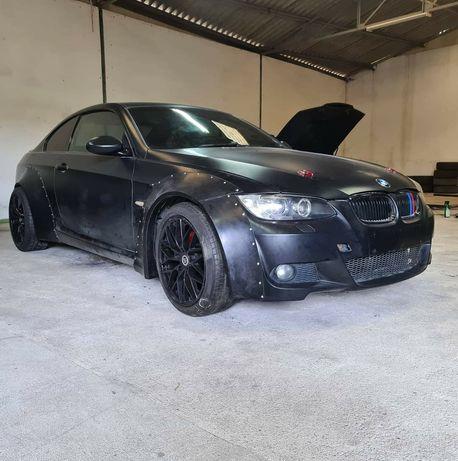 Material competição BMW e92