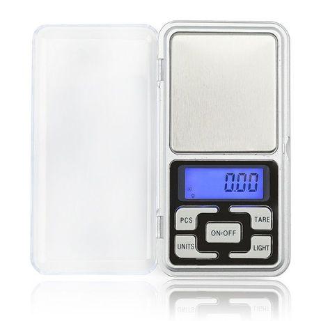 Высокоточные ювелирные карманные весы до 200 - 500гр + Батарейки + ОПТ