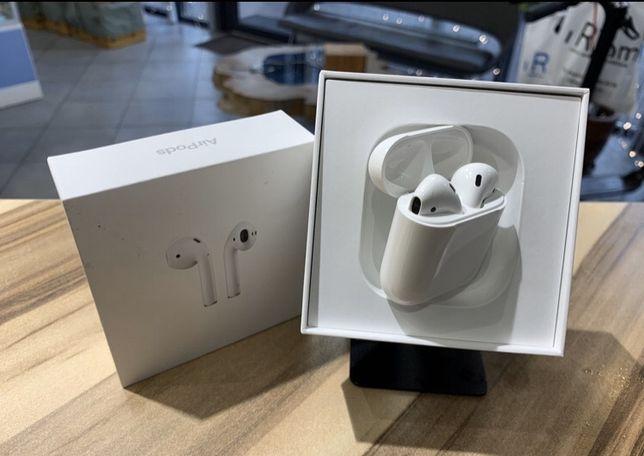  Нові навушники Airpods 2 [MRXJ2]  Аирподс 2 Оригинал  наушники