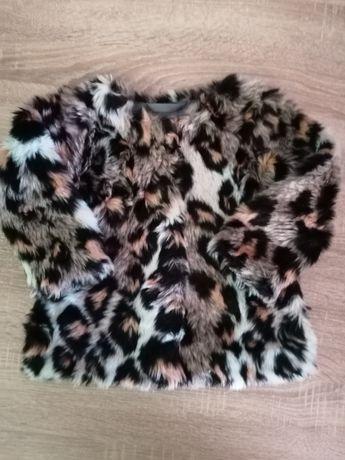 Płaszczyk futerko next płaszcz