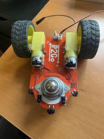 Pi2Go Robot + Raspberry Pi