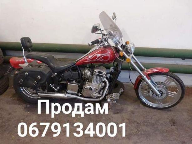 Продам мотоцикл чопер