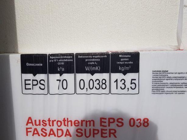 Styropian Fasada Super 23 cm