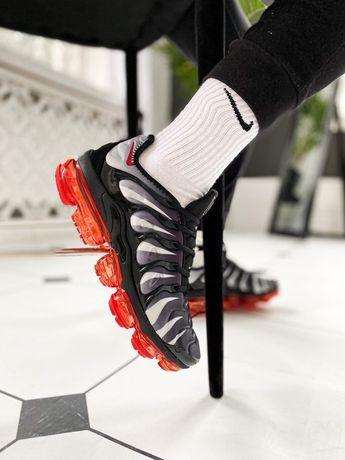 Nike Air Vapormax Plus Red Black White
