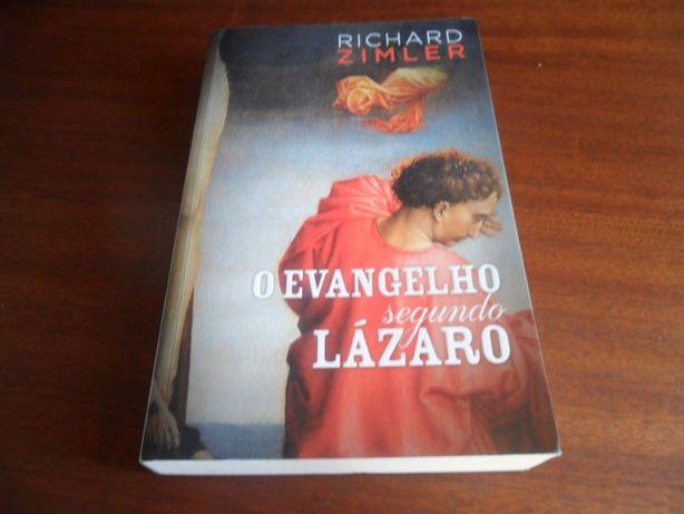"""""""O Evangelho Segundo Lázaro"""" de Richard Zimler"""