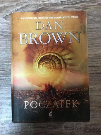 """Początek"" - D. Brown"