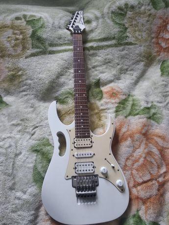 Ibanez Jem jr Steve Vai, обмен на электрогитары, бас
