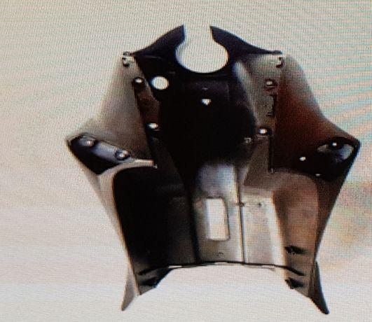 Kymco Agility 50 czasza osłona kolan plastik