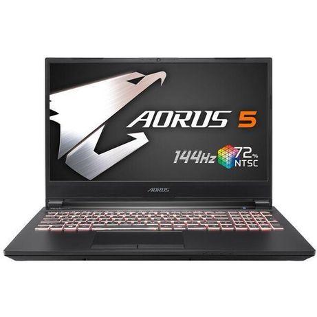 "Ноутбук GIGABYTE Aorus 5 (KB-7US1130SH) (15.6"" i7-10750H - 16Gb - SSD"