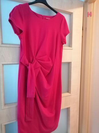 Wizytowa sukienka ciążowa na wesele M 38 happymum