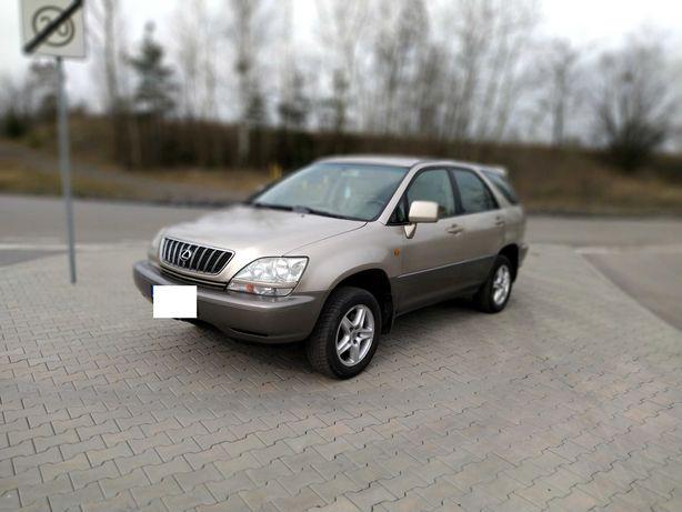 Okazja Lexus RX 300 LPG 3,0 2002 r 200 KM Zamiana