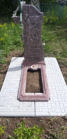 Бетонні пам'ятники, роздріб і оптом