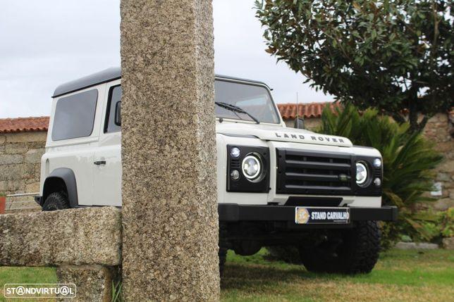 Land Rover Defender 90 SW 2.4 CRD SE