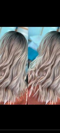 Окрашивание волос.Покраска,стрижка.Парикмахер.Макияж, визаж.Пирсинг.