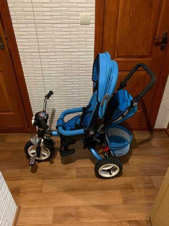 Дитячий велосипед  трьохколісний