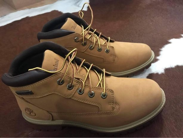 Nowe męskie buty trapery Timberland
