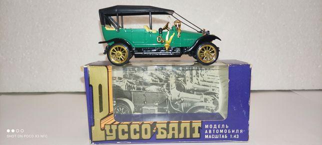 Руссо-балт С24 - 40 модель 1:43