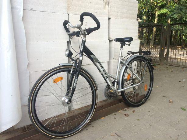 Велосипед ALU REX Алюмінієвий