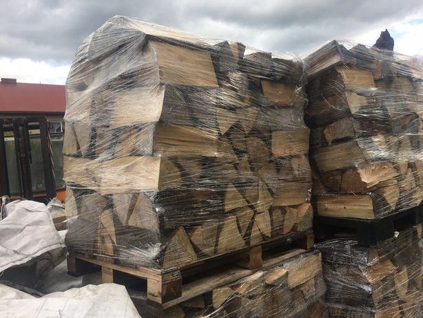 Drewno opałowe SWIERK i BUK