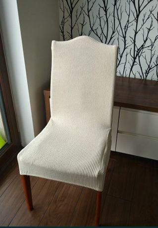 Elastyczne pokrowce na krzesła